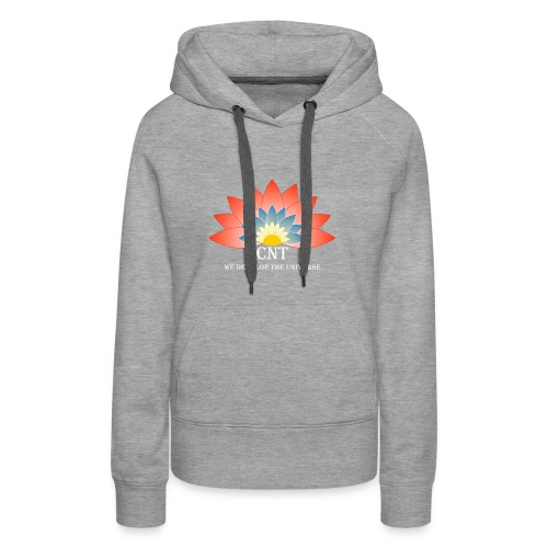 Support Renewable Energy with CNT to live green! - Women's Premium Hoodie