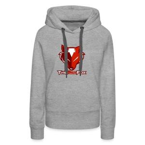 The Red Fox - Women's Premium Hoodie