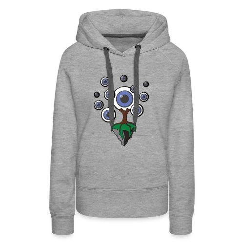 Eye Tree - Frauen Premium Hoodie