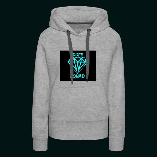 Dope Squad sweater Exclusive unisex - Vrouwen Premium hoodie