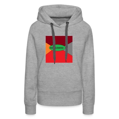 merch - Vrouwen Premium hoodie