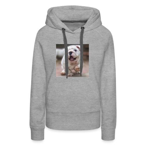 Bulldoge - Frauen Premium Hoodie