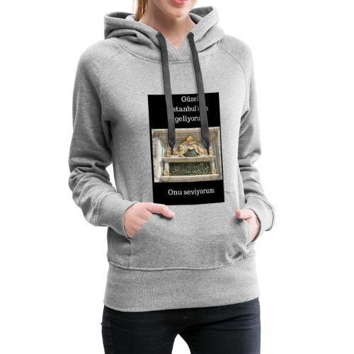 hediye fikirleri, hediyeler, tişörtler, - Frauen Premium Hoodie