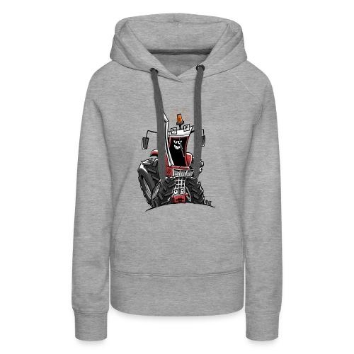 case 856XL kleur - Vrouwen Premium hoodie