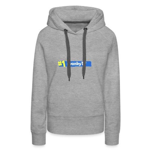 mok victory royale! - Sweat-shirt à capuche Premium pour femmes