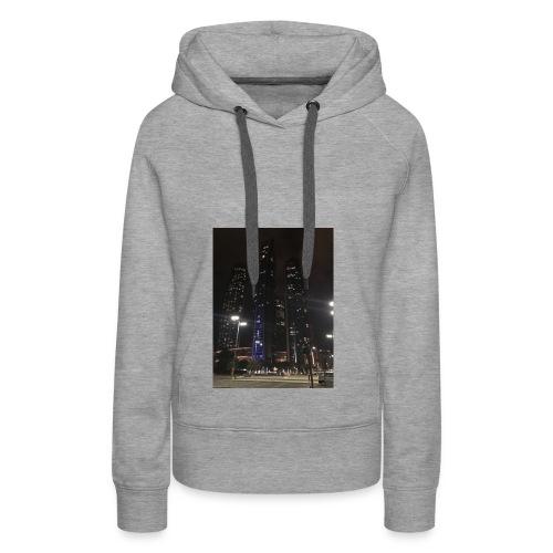 Anzo prestige - Sweat-shirt à capuche Premium pour femmes