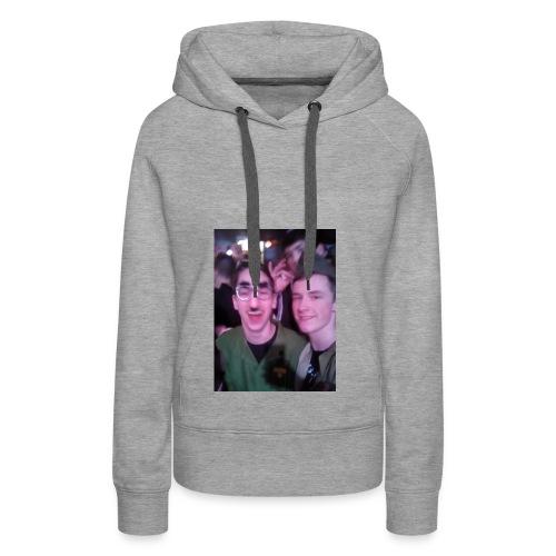 b8f9f76d e1cc 410d b491 537154488c9f - Vrouwen Premium hoodie