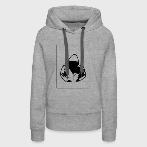 dark hoodie - Frauen Premium Hoodie