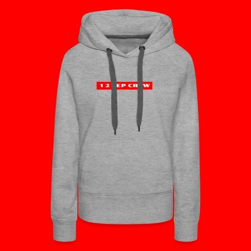 1 2 ZEP CREW Design - Women's Premium Hoodie