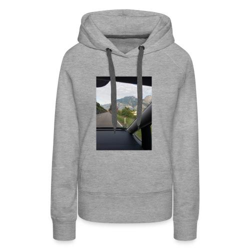 Urlaub Lago - Frauen Premium Hoodie