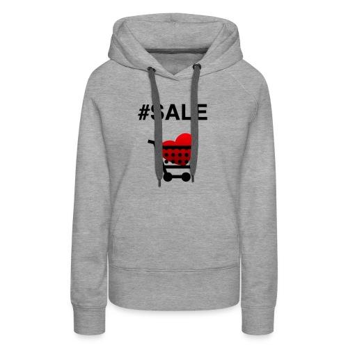Sale - Frauen Premium Hoodie