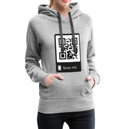 will you marry me - Frauen Premium Hoodie