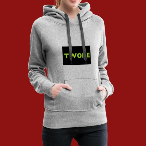Twone - Frauen Premium Hoodie