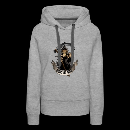 Sons of war - Women's Premium Hoodie