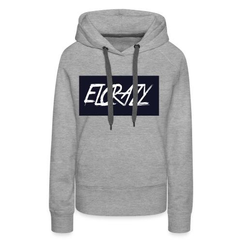 Elcrazy wild - Women's Premium Hoodie