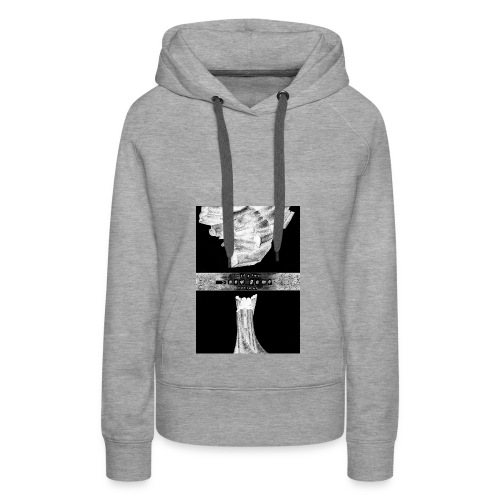 Nouvelle partie - Sweat-shirt à capuche Premium pour femmes