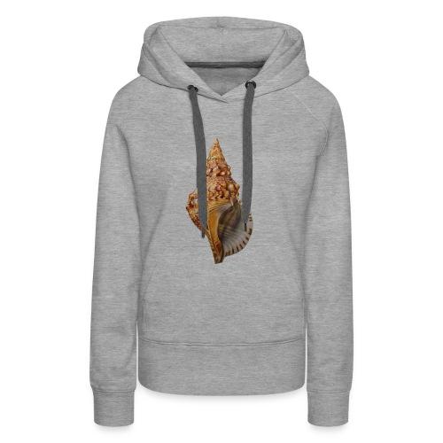 Big Shell - Sweat-shirt à capuche Premium pour femmes