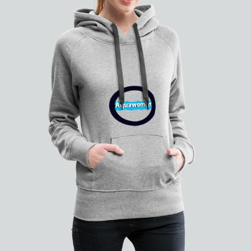 Aquawomen - Frauen Premium Hoodie