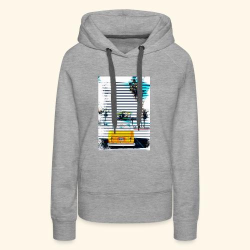 Billie - Vrouwen Premium hoodie