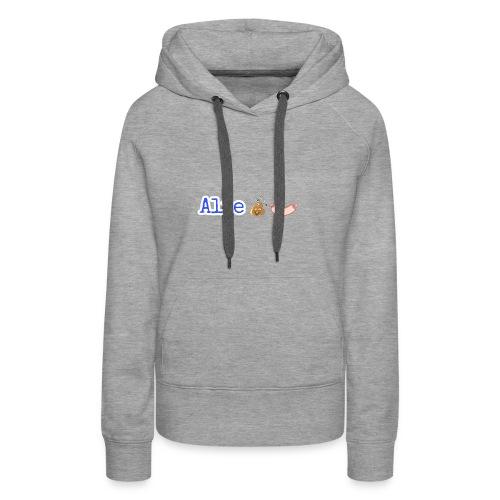 AlteKackWurst - Frauen Premium Hoodie