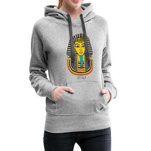 Pharao Tutanchamun - Frauen Premium Hoodie