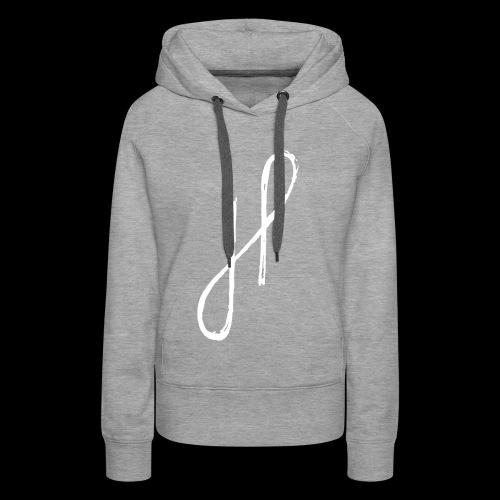 JP Logo Grunge - Frauen Premium Hoodie