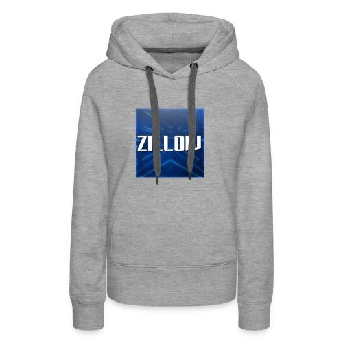 Zillow Logo - Women's Premium Hoodie