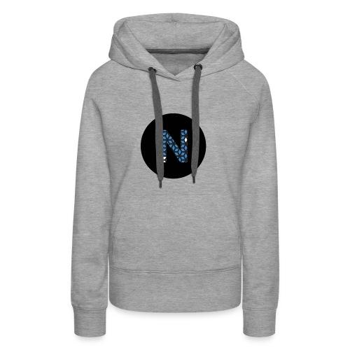 Nordicgaming - Dame Premium hættetrøje