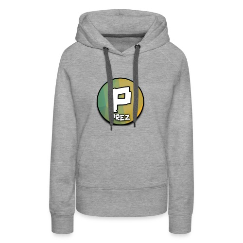 Prez Offcial Classic Design - Women's Premium Hoodie