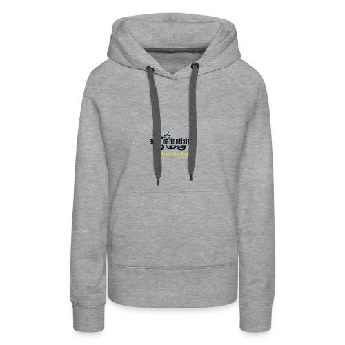 SOD logo schwarz - Frauen Premium Hoodie