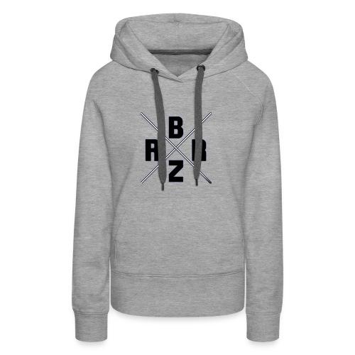 Brizzer Standart - Frauen Premium Hoodie
