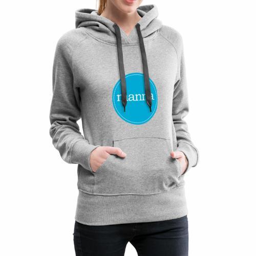 Manna Community Branded - Women's Premium Hoodie