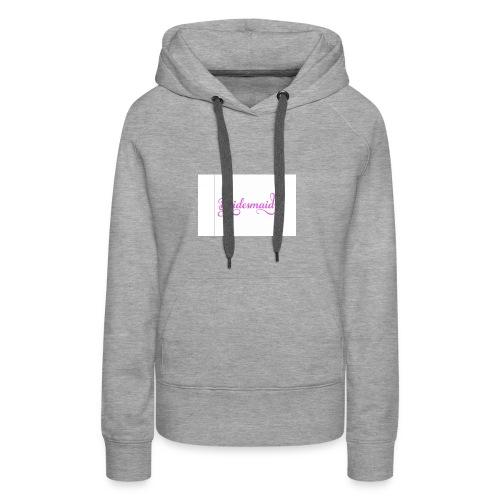 970428 - Women's Premium Hoodie