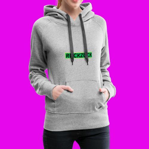 Ruckzuck1.0 - Frauen Premium Hoodie