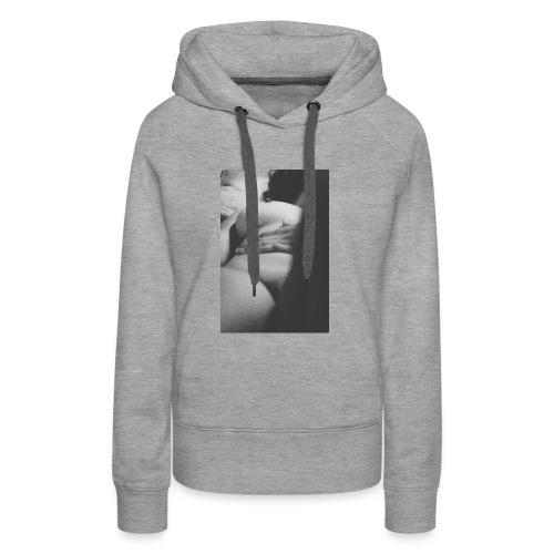 Naaktr vrouw - Vrouwen Premium hoodie