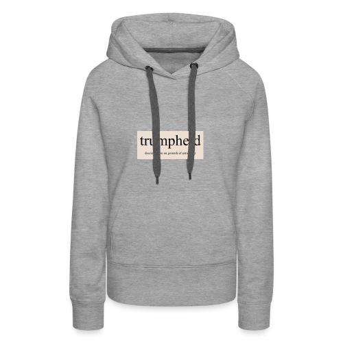 trumpheid - Women's Premium Hoodie