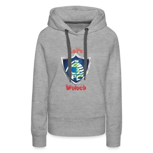 Moloch - Sweat-shirt à capuche Premium pour femmes
