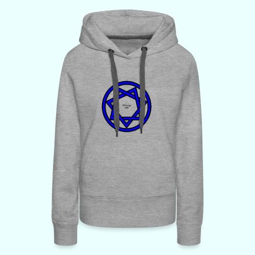 Twixtov septagram - Vrouwen Premium hoodie