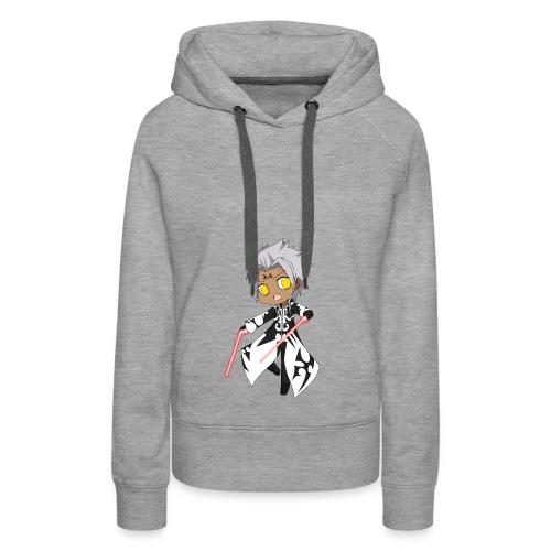 Xemnas Nr 4 - Frauen Premium Hoodie