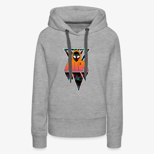 Space man - Women's Premium Hoodie