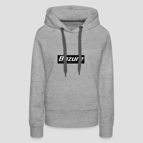 Bozure T-Shirt 01 * ONLY TEST * - Women's Premium Hoodie