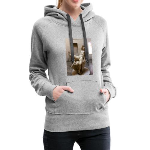 Thinking - Frauen Premium Hoodie