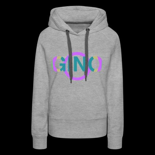 Gino - Vrouwen Premium hoodie