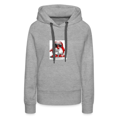 Luukquadgaming new - Vrouwen Premium hoodie