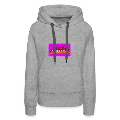 SUPERSTAR CLOTHING - Women's Premium Hoodie