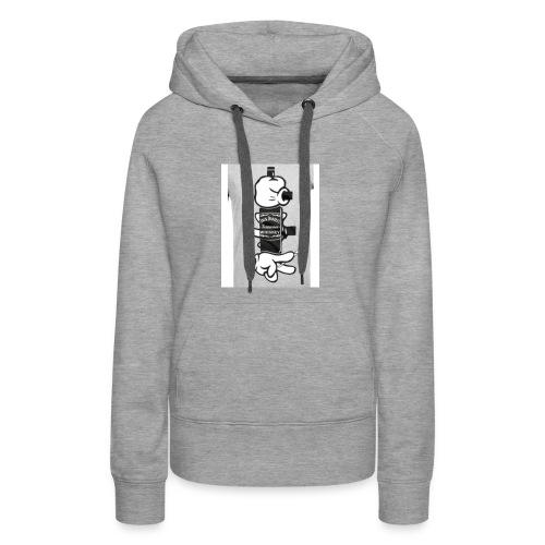IMG 20180607 112713 - Sweat-shirt à capuche Premium pour femmes