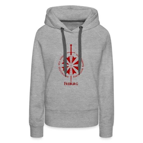 T shirt front Fr - Frauen Premium Hoodie