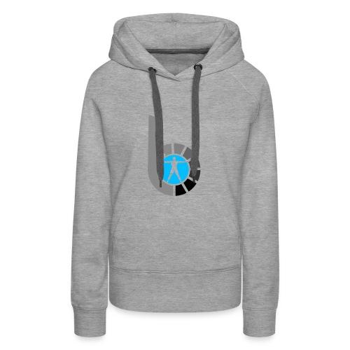 Bewegungslabor Logo - Frauen Premium Hoodie