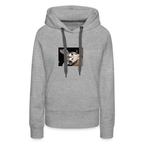 image - Sweat-shirt à capuche Premium pour femmes