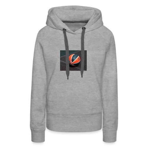 Basketball on Street - Frauen Premium Hoodie